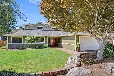 Kirkland Single Family Home For Sale: 11659 101st Place NE