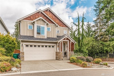 Bothell Single Family Home For Sale: 433 203rd Place SE