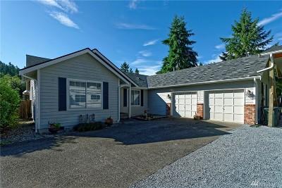 Graham Single Family Home For Sale: 24314 84th Av Ct E