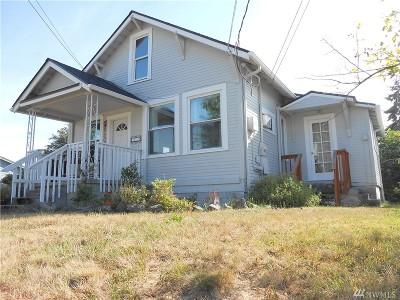 Eatonville Single Family Home For Sale: 113 Cedar Ave N