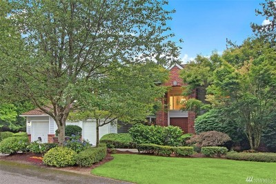 Woodinville Single Family Home For Sale: 13910 186th Ave NE