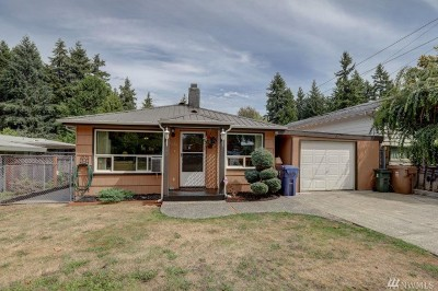 Tacoma Single Family Home For Sale: 1005 S Huson St