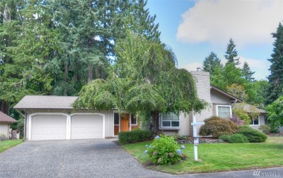 Olympia Single Family Home For Sale: 2420 Wedgewood Rd SE