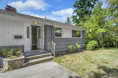 Bremerton Single Family Home For Sale: 4142 W D St