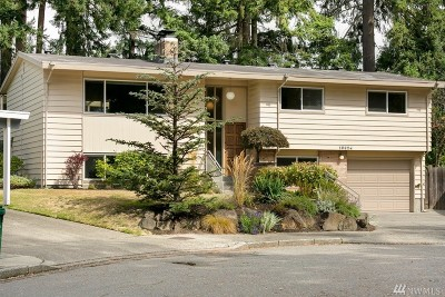 Seattle Single Family Home For Sale: 13824 Dayton Ave N
