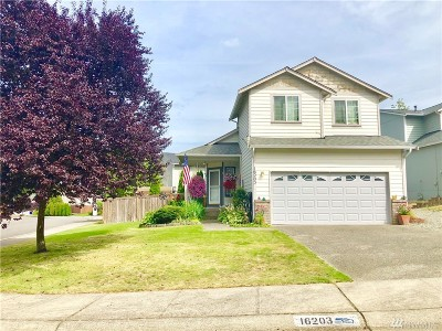 Puyallup WA Single Family Home For Sale: $314,950