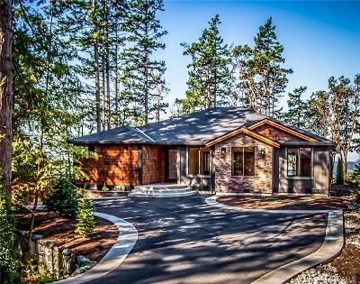 Camano Island Single Family Home For Sale: 92 Pleasant Lane