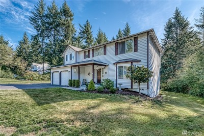 Pierce County Single Family Home For Sale: 12911 132nd Ave
