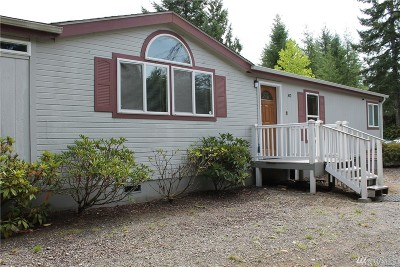 Mason County Single Family Home Pending Inspection: 300 E Sunset Ridge Rd