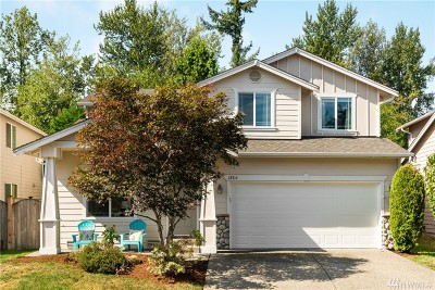 Bothell Single Family Home For Sale: 18314 8th Ave SE #15