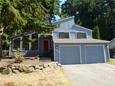 Bothell Single Family Home For Sale: 17813 29th Dr SE