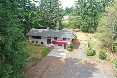 Pierce County, King County Single Family Home For Sale: 22015 State Route 410 E