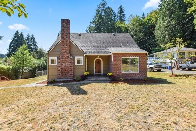 Winlock Single Family Home For Sale: 311 NW Washington