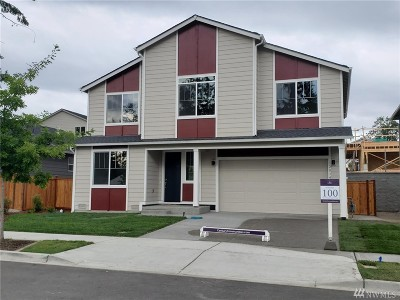 Lacey Single Family Home For Sale: 2014 Water Lily (Lot 100) Ct SE