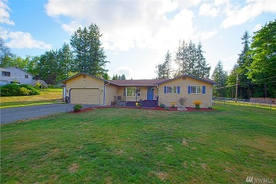Enumclaw Single Family Home For Sale: 38407 251st Place SE