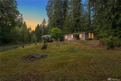 Duvall Single Family Home For Sale: 31602 NE Big Rock Rd