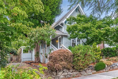 Seattle Single Family Home For Sale: 528 NE 81st St