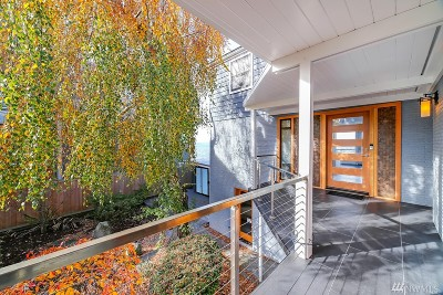 Seattle Single Family Home For Sale: 3129 Alki Ave SW