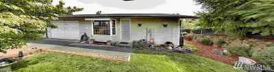 Spanaway Single Family Home For Sale: 16809 9th Ave E