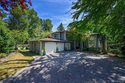 Kirkland Single Family Home For Sale: 739 17th Ave