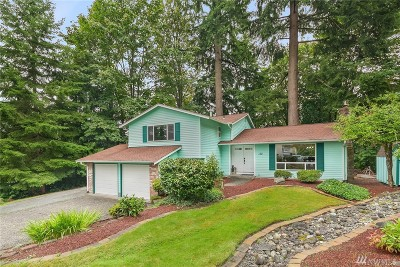 Issaquah Single Family Home For Sale: 150 Capella Dr NW