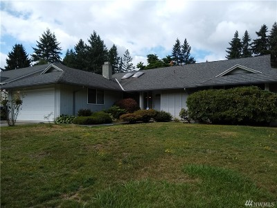 Bellevue Single Family Home For Sale: 2651 168th Place NE