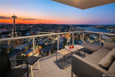 Condo/Townhouse For Sale: 583 Battery St #3603n