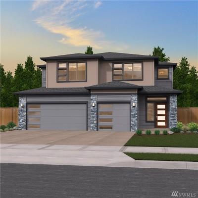 Pierce County, King County Single Family Home For Sale: 3320 69th (Lot 27) Av Ct W