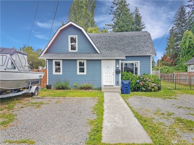 Sedro Woolley Single Family Home For Sale: 337 Central St