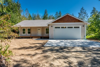Concrete Single Family Home For Sale: 7721 Wilderness Dr