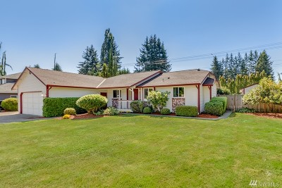 Marysville Single Family Home For Sale: 4732 136th Place NE