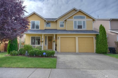 Lacey Single Family Home For Sale: 3905 Rossberg St SE