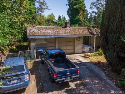 Federal Way Single Family Home For Sale: 909 S Dash Point Rd