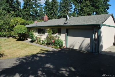 Shoreline Single Family Home For Sale: 19340 5th Ave NE