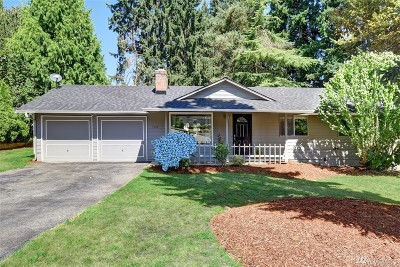 Woodinville Single Family Home For Sale: 13114 NE 194th St
