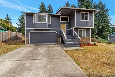 Bonney Lake Single Family Home For Sale: 13013 Ridge Cir E