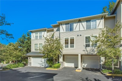 Sammamish Condo/Townhouse For Sale: 4465 249th Terr SE