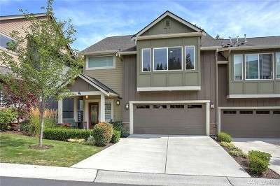 Sammamish Single Family Home For Sale: 900 228th Ave NE #8A