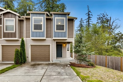 Marysville Single Family Home For Sale: 8279 42nd Place NE