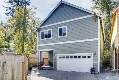 Everett Condo/Townhouse For Sale: 1918 98th Place SW #A
