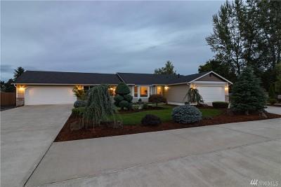 Centralia Single Family Home For Sale: 3807 Prairie Ave