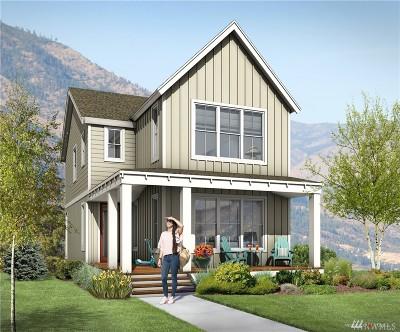 Chelan Single Family Home For Sale: 115 Bobcat Lane