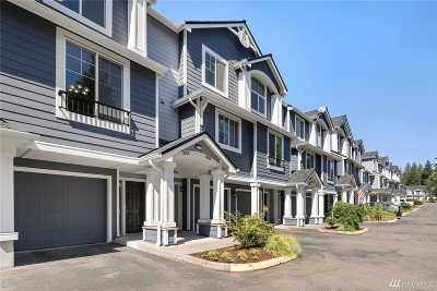 Bothell Condo/Townhouse For Sale: 16125 Juanita Woodinville Wy NE #803