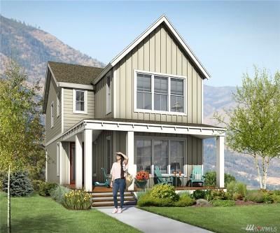 Chelan Single Family Home For Sale: 163 Bobcat Lane