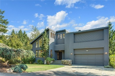 Mercer Island Single Family Home For Sale: 8410 SE 47th Place