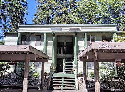 Federal Way Condo/Townhouse For Sale: 154 S 330th St #C