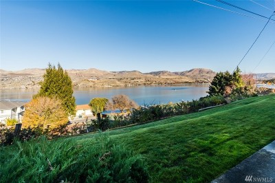 Chelan Condo/Townhouse For Sale: 1902 W Prospect #112