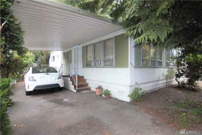 Bothell Single Family Home For Sale: 19223 129th Ct NE