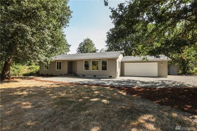 Toledo Single Family Home For Sale: 125 Pine Tree Dr