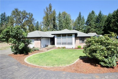 Auburn Single Family Home For Sale: 19224 SE 332nd Place